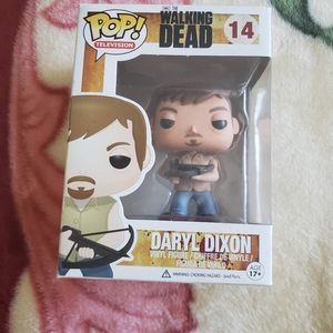Funko Pop Walking Dead Daryl Dixon #14